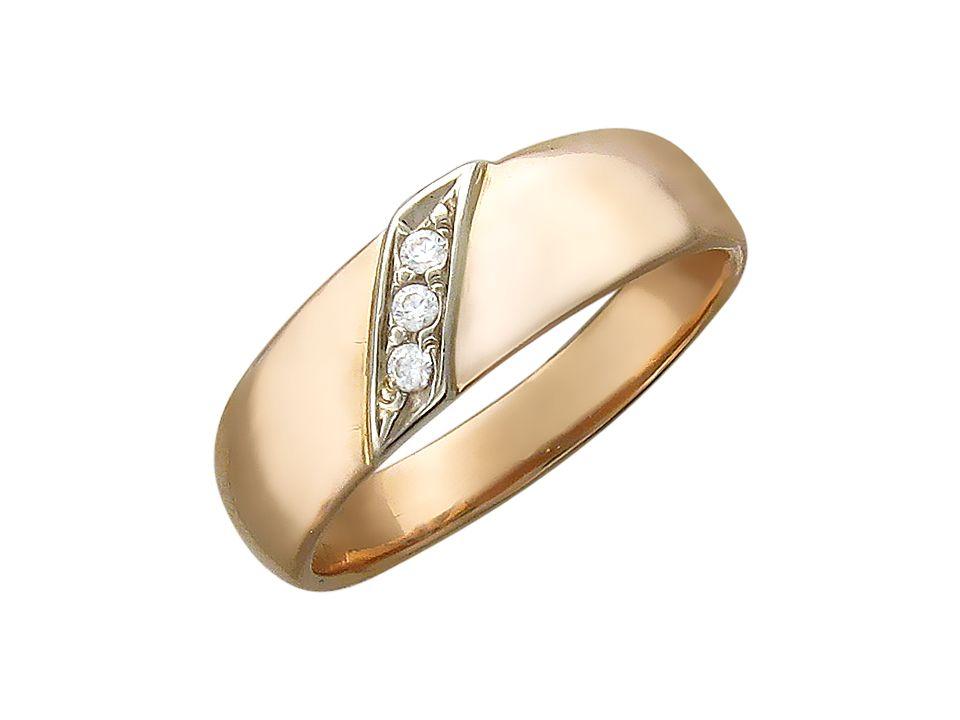 обручальное 3 фото кольцо золота